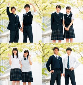 引用元:http://www.n-fukushi.ac.jp/koukou/life/uniform/index.html